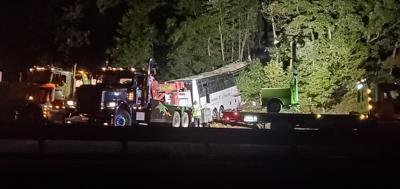 I-81 bus crash