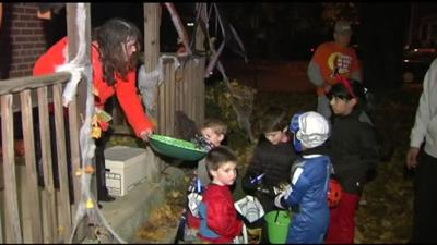 Rainy Forecast Forcing Some Townships In Berks To Move Trick Or
