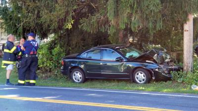 Coroner IDs woman killed in crash on Route 724 in Berks