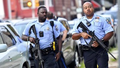 Berks officers thankful Philly cops survived gun battle