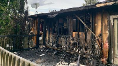 Bethlehem Twp. house fire