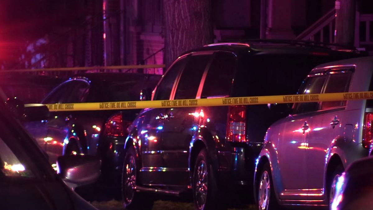 Allentown Party Shooting