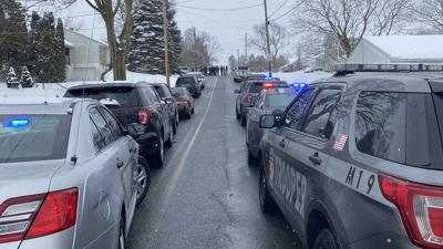 Reported officer-involved shooting in Catasauqua