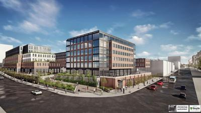 The Confluence project rendering in Easton
