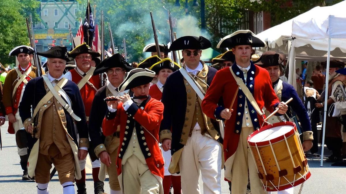 Heritage Day in Easton