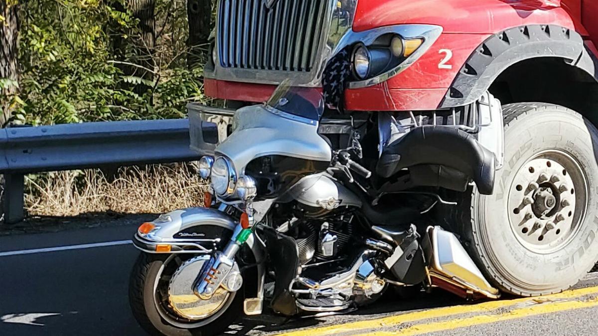 Crash in Schuylkill County 10-14-19