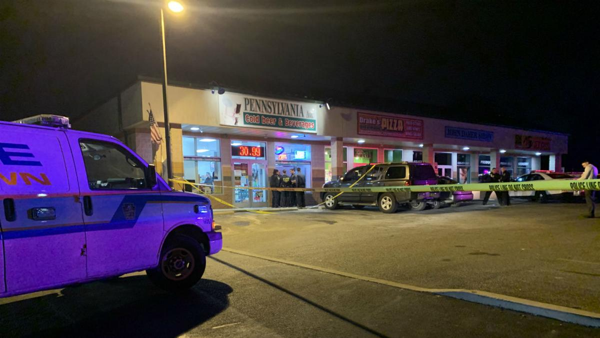 Allentown reported shooting