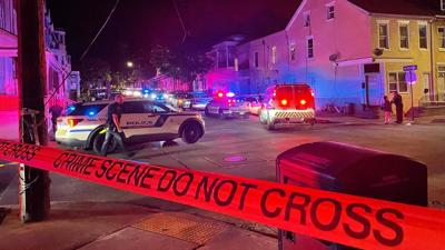 Allentown shooting 5th and Liberty scene 5_10_21