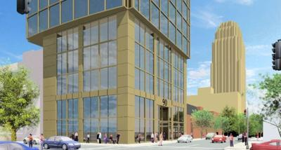 Allentown planners extend approval for Center City skyscraper