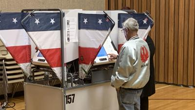 New voting machines debut on Election Day in Berks