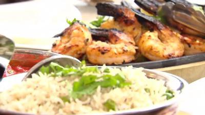 Signature Dish: Aman's Artisan Indian Cuisine