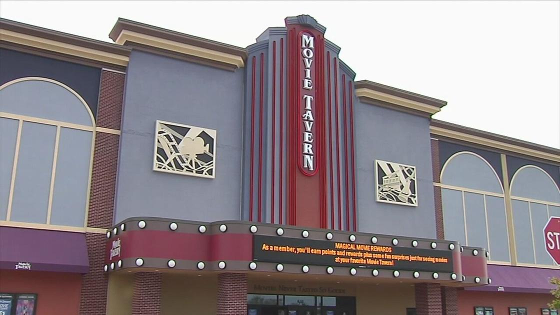 Trexlertown Movie Tavern Reopens With Health And Safety Guidelines In Place Lehigh Valley Regional News Wfmz Com