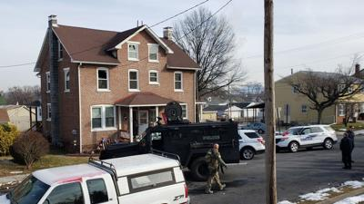 Police: Shots fired from home prompt 7-hour standoff