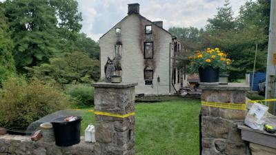 Oley couple victims of murder-suicide outside burning home