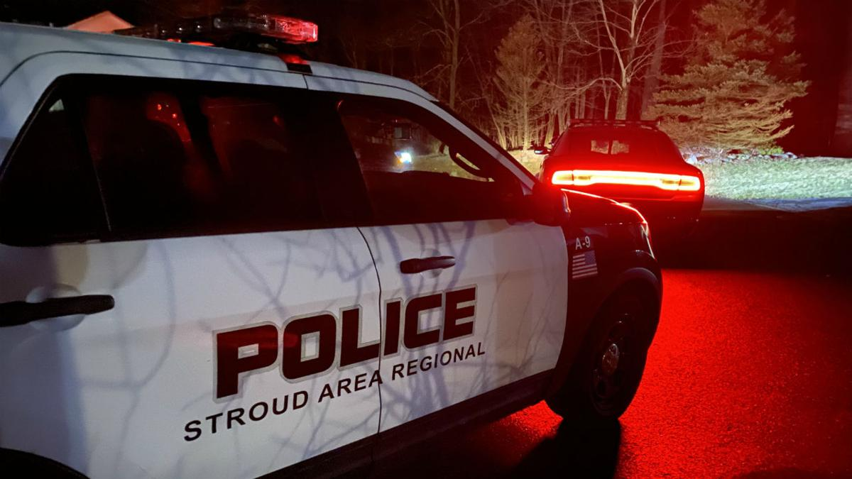 Stroud Area Regional police at incident in Stroud Township Monroe County