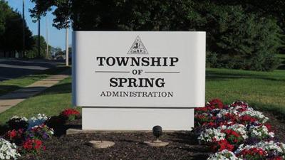 Spring supervisors ponder problematic pipe in township