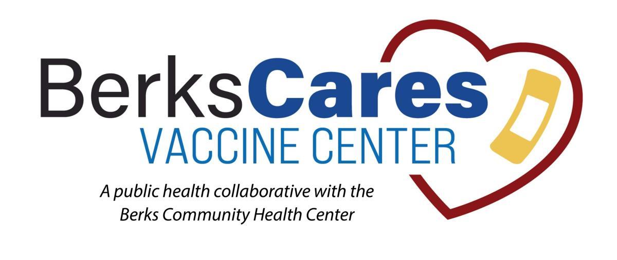 Berks Cares Vaccine Center logo