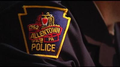 Allentown police arrest man allegedly in possession of stolen gun