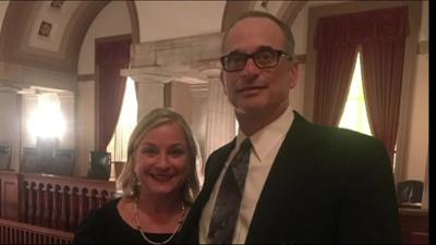 Congresswoman Susan Wild calls for more mental health awareness after life partner's suicide