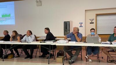 Plainfield Township Planning Commission 1