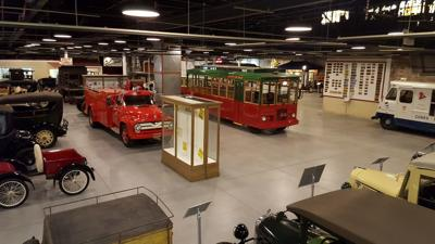 Boyertown Museum of Historic Vehicles reopens after renovations
