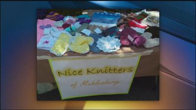 Berks organization knits for a good cause