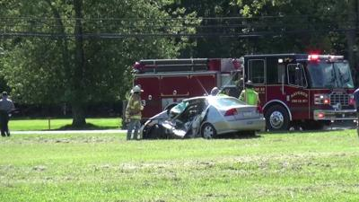 West Saw Mill Road and Old Bethlehem Road Haycock Township fatal crash