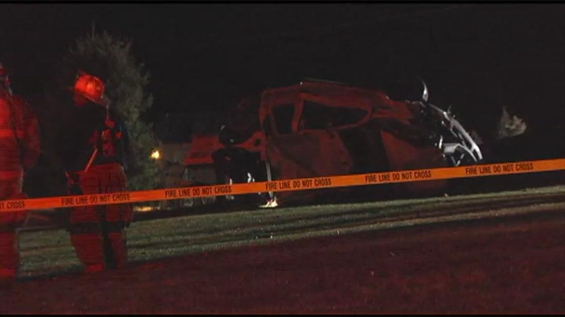Driver ejected from vehicle, dies after crash in Lehigh County