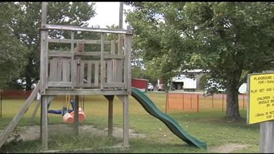 Bethlehem family says kids fall into raw sewage at restaurant playground area in Wind Gap