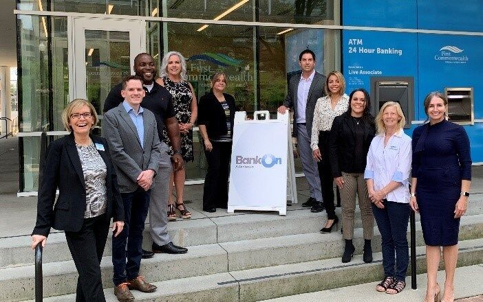 First Commonwealth Federal Credit Union Earns National Account Certification Through Bank On Coalition Continuing to Lead Inclusive Banking in the Lehigh Valley