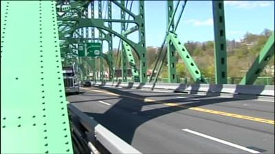 Easton-Phillipsburg bridge commemorated with re-dedication
