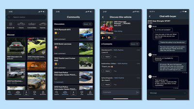 Ebay Motors Mobile App Launches Escrow And New Chat Features News Wfmz Com