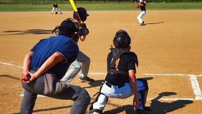 Little League youth sports baseball generic