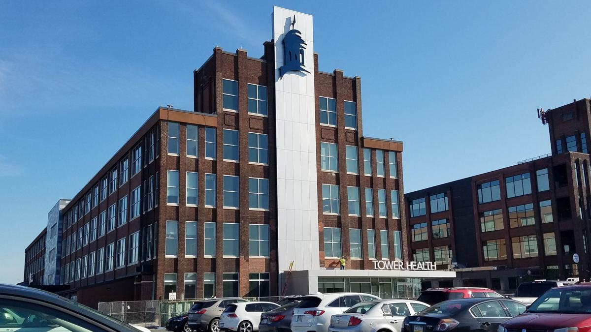 Tower Health headquarters in West Reading