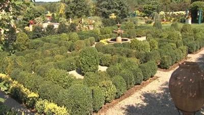 Doylestown Man S Garden A Masterpiece In Design Southeastern
