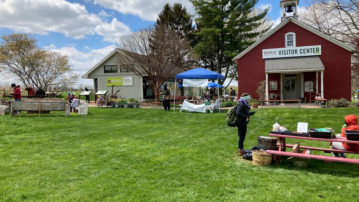 Earth Day at Rodale Institute