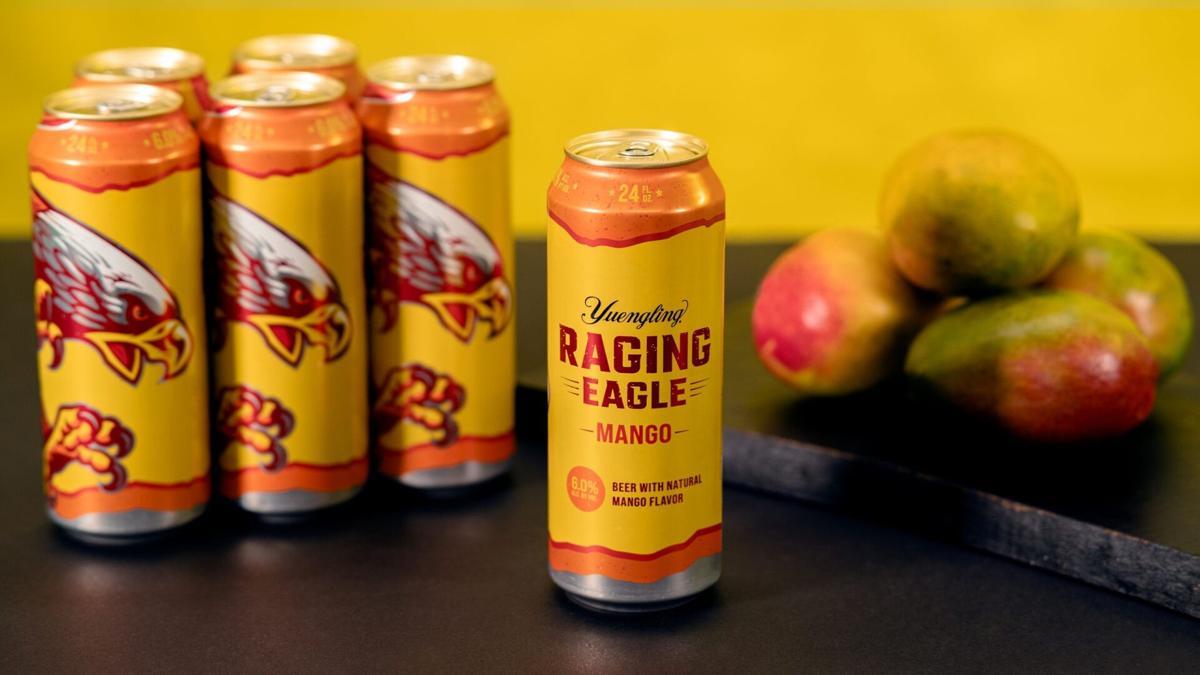 Yuengling Raging Eagle Mango Beer