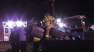 Police: Wrong-way driver causes crash on Route 422 in Exeter