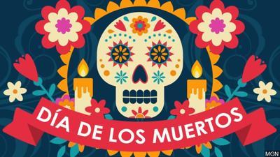Day of the Dead - Día de Muertos graphic