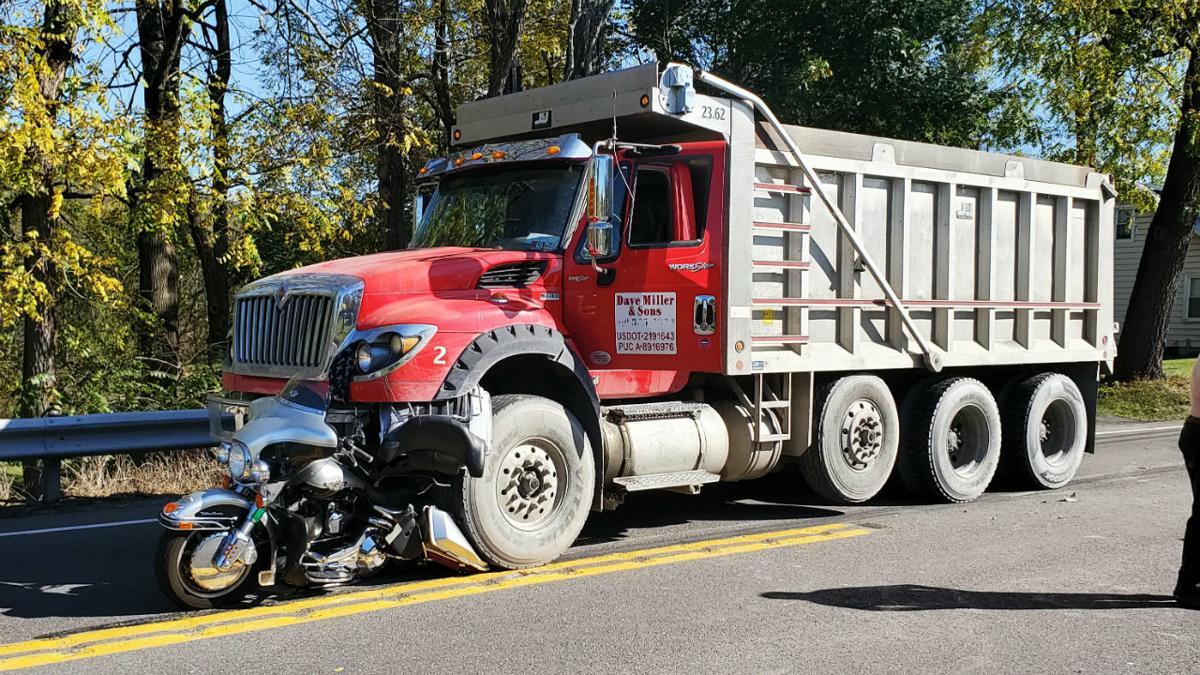 Crash in Schuylkill County 10-14-19 2