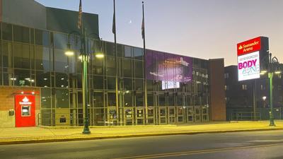 Santander Arena in Reading