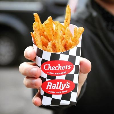 """Checkers® & Rally's® is serving up the """"#1 Most Craveable Fries in America"""" for $1 on National French Fry Day (Tuesday, July 13). The full dollar from each purchase will be donated to No Kid Hungry."""