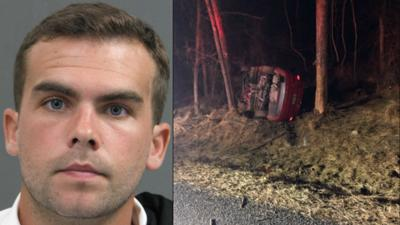 Bucks man accused of having 15 drinks before deadly crash pleads guilty