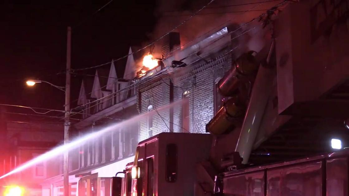 Allentown Fire Department: Explosion caused fire that displaced 30 people
