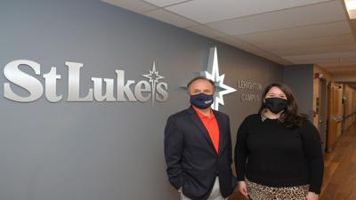 St. Luke's University Health Network, helping older adults