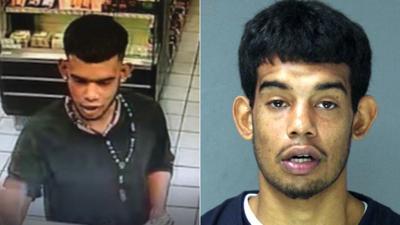 Police bust man suspected in multiple business burglaries