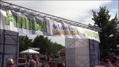 St. Luke's Via Marathon held in the Lehigh Valley