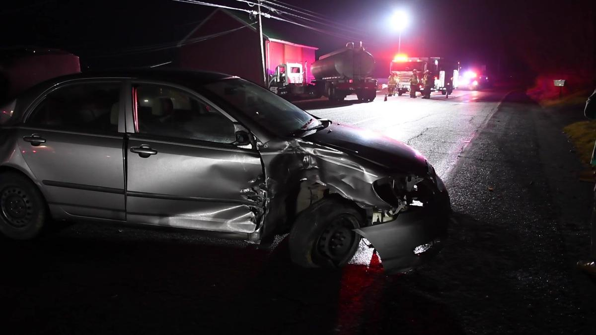 North Coventry Township crash into pet motel 2