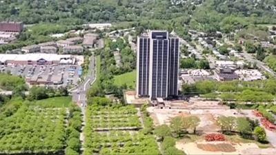 Lo último sobre la demolición de Martin Tower