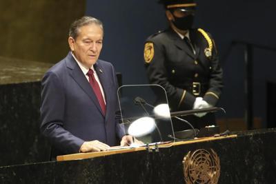 Laurentino Cortizo Panama President